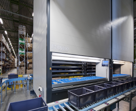 Automated Horizontal Carousels Brysdales