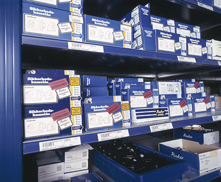 Storage solutions for the automotive sector