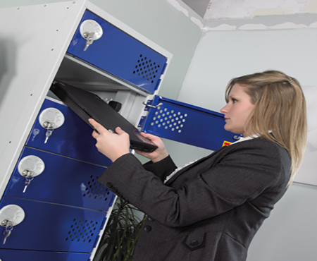Storage solutions for the education sector