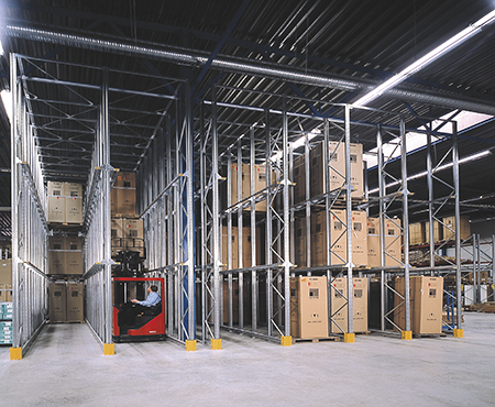 Storage solutions for the food industry