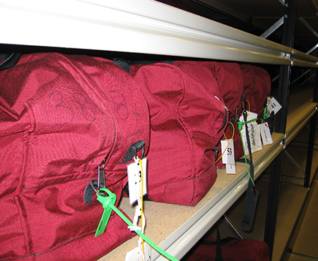 Storage solutions for the leisure industry