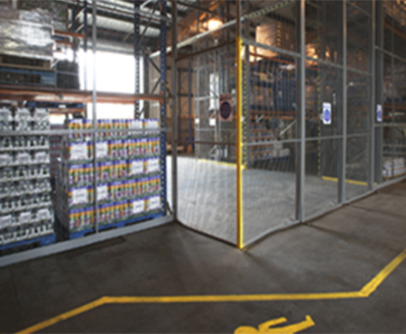 Storage solutions for the retail industry
